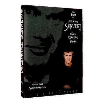 Best of Jean Jacques Sanvert World Champion Magic Volume 3 video DOWNLOAD