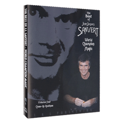 Best of Jean Jacques Sanvert World Champion Magic Volume 4 video DOWNLOAD
