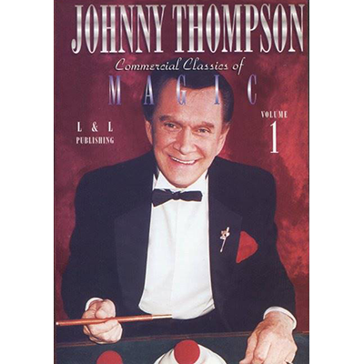 Johnny Thompson Commercial #1 video DOWNLOAD