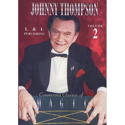 Johnny Thompson Commercial #2 video DOWNLOAD