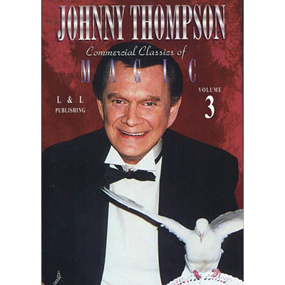 Johnny Thompson Commercial #3 video DOWNLOAD