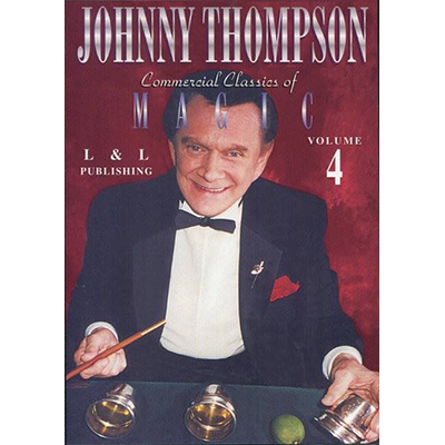 Johnny Thompson Commercial #4 video DOWNLOAD