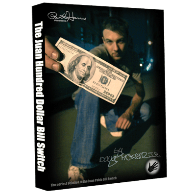 Juan Hundred Dollar Bill Switch (with Hundy 500 Bonus) Video DOWNLOAD