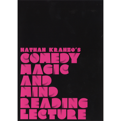 Kranzos Comedy Magic and Mind Reading Lecture by Nathan Kranzo video DOWNLOAD