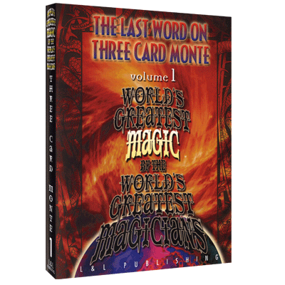 The Last Word on Three Card Monte Vol. 1 (Worlds Greatest Magic) by L&L Publishing video DOWNLOAD