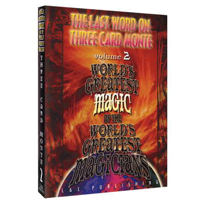 The Last Word on Three Card Monte Vol. 2 (Worlds Greatest Magic) by L&L Publishing video DOWNLOAD