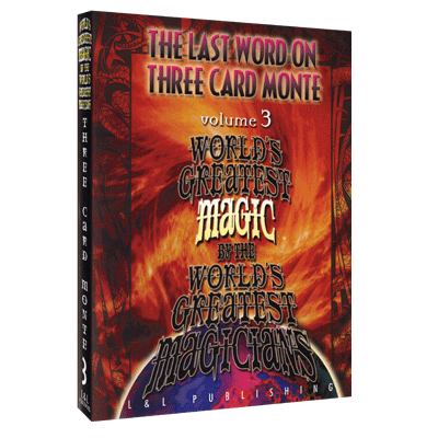 The Last Word on Three Card Monte Vol. 3 (Worlds Greatest Magic) by L&L Publishing video DOWNLOAD
