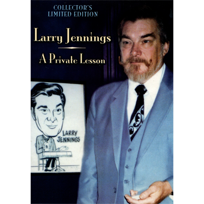 Larry Jennings A Private Lesson video DOWNLOAD