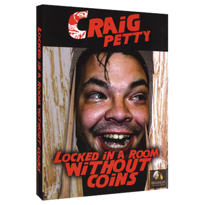 Locked In A Room Without Coins by Craig Petty and Wizard FX Prod
