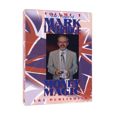 Magic Of Mark Leveridge Vol.1 Money Magic by Mark Leveridge vide