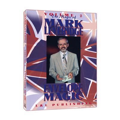 Magic Of Mark Leveridge Vol.2 Envelope Magic by Mark Leveridge v