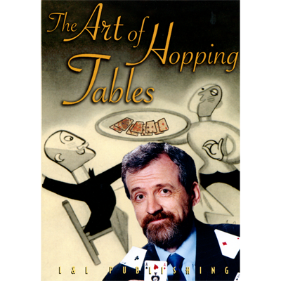 Art Of Hopping Tables By Mark Leveridge Streaming Video