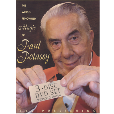 World Renowned Magic of Paul Potassy Streaming Video