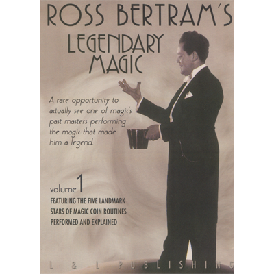 Legendary Magic Ross Bertram- #1 video DOWNLOAD