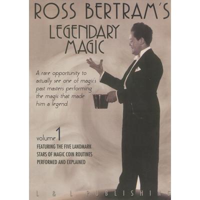Legendary Magic Ross Bertram #1 Streaming Video