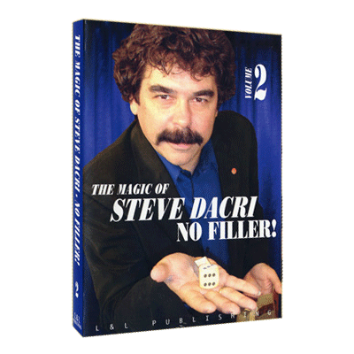 Magic of Steve Dacri by Steve Dacri- No Filler (Volume 2) - vide