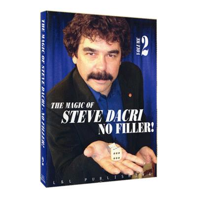 Magic of Steve Dacri by Steve Dacri No Filler (Volume 2) video DOWNLOAD