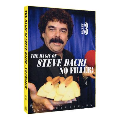 Magic of Steve Darci by Steve Dacri No Filler (Volume 3) video DOWNLOAD