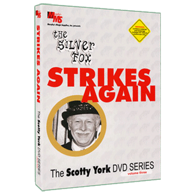 Copper/Silver Transposition video DOWNLOAD (Excerpt of Scotty York Vol.3 - Strikes Again)