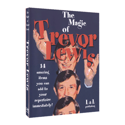 Magic Of Trevor Lewis Streaming Video