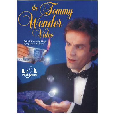Tommy Wonder At British Close-Up Magic Symposium Streaming Video