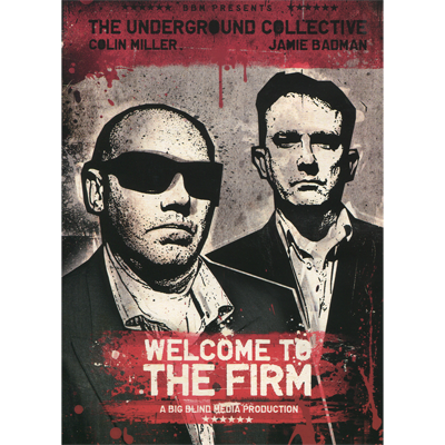 Welcome To The Firm - The Underground Collective & Big Blind Media