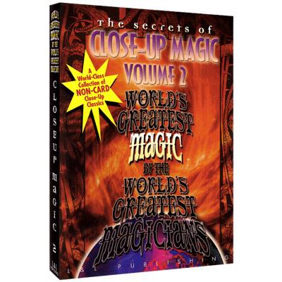 Close Up Magic No. 2 (World's Greatest Magic) video DOWNLOAD