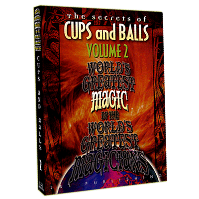Cups and Balls Vol. 2 (World's Greatest) video DOWNLOAD
