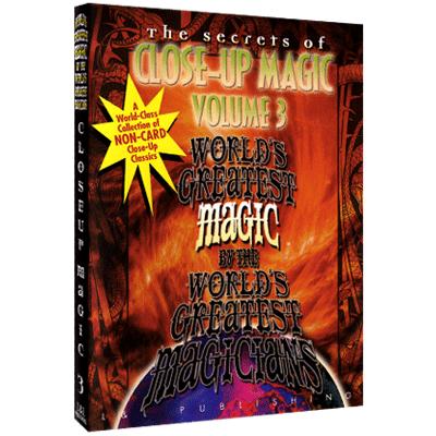 Close Up Magic - Volume 3 (World's Greatest Magic) video DOWNLOAD