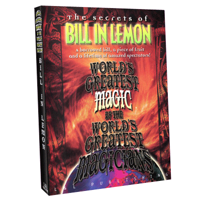 Bill In Lemon (World's Greatest Magic) Streaming Video