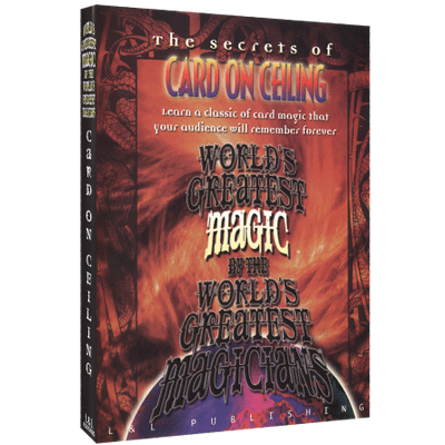 Card On Ceiling (Worlds Greatest Magic) video DOWNLOAD