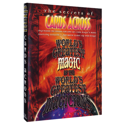 Cards Across (Worlds Greatest Magic) video DOWNLOAD