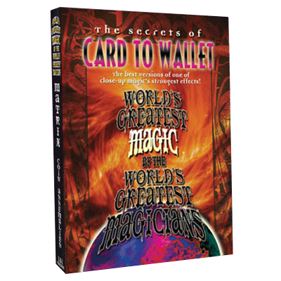 Card To Wallet (Worlds Greatest Magic) video DOWNLOAD