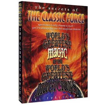 The Classic Force (Worlds Greatest Magic) video DOWNLOAD