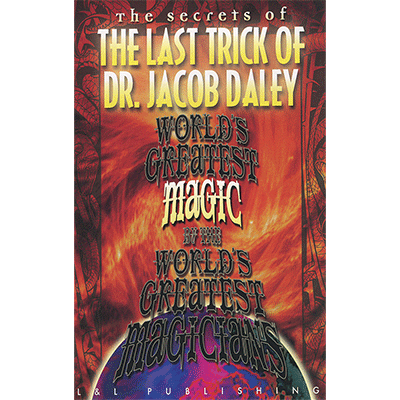 Worlds Greatest The Last Trick of Dr Jacob Daley - L&L Publishing - VIDEO DESCARGA