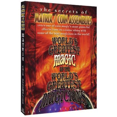 Matrix / Coin Assemblies (Worlds Greatest Magic) video DOWNLOAD