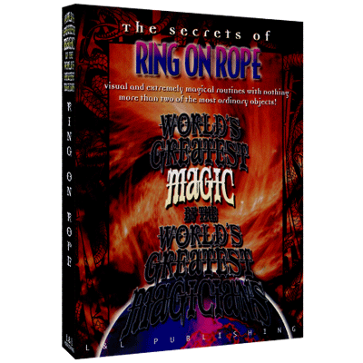 Ring on Rope (Worlds Greatest Magic) video DOWNLOAD