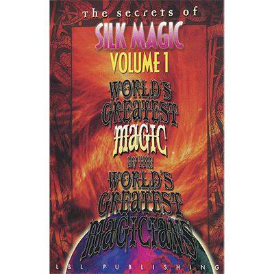 Worlds Greatest Silk Magic Vol 1 - L&L Publishing - VIDEO DESCARGA