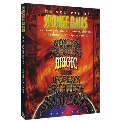 Sponge Balls (World's Greatest Magic) video DOWNLOAD
