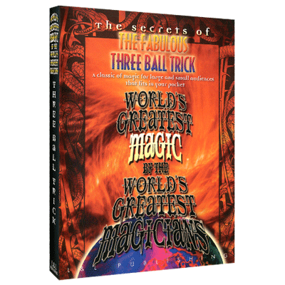 Fabulous Three Ball Trick (Worlds Greatest Magic) video DOWNLOAD