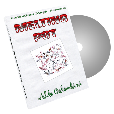 Melting Pot by Wild-Colombini Magic - DVD