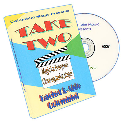 Take Two by Wild-Colombini - DVD
