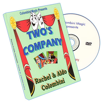 Two's Company by Wild-Colombini - DVD