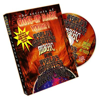 Trucos de Magia de Close Up #1 (Worlds Greatest Magic)
