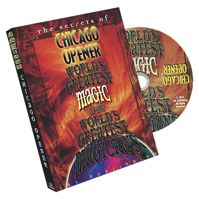 Worlds Greatest Chicago Opener - L&L Publishing - DVD