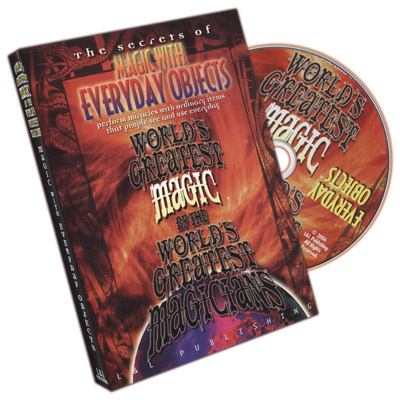 Magic With Everyday Objects (World's Greatest Magic) - DVD
