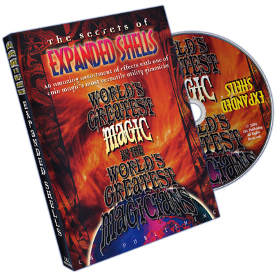 Expanded Shells (World's Greatest Magic) - DVD