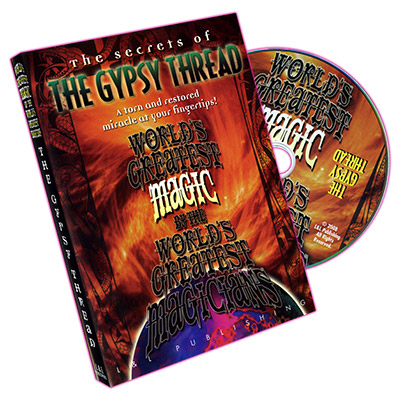 The Gypsy Thread (World's Greatest Magic) - DVD
