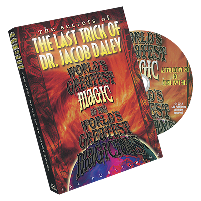 Worlds Greatest The Last Trick of Dr Jacob Daley - L&L Publishing - DVD