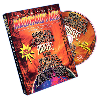 MacDonald's Aces (World's Greatest Magic) - DVD